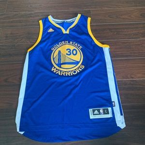 Golden state warriors jersey Steph Curry large
